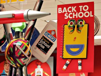Retailers Ring up Back-to-School Clunker