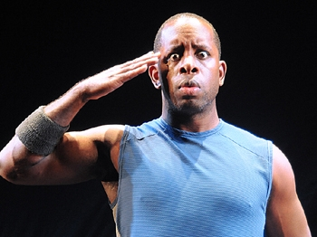Theater Review: 'Basic Training'