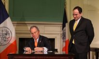 Bloomberg Signs Four Bills Into Law