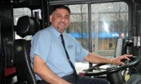Vancouver Bus Driver Feeds, Clothes Homeless