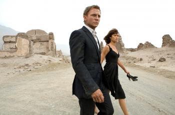 Movie Review: James Bond: 'Quantum of Solace'