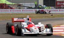 Ryan Briscoe Wins St. Pete IndyCar Grand Prix