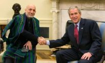 Karzai and Bush Meet Officially for the Last Time