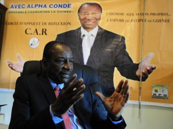 Guinea Presidential Run-off Elections Postponed Indefinitely
