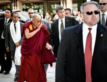Obama and Dalai Lama Meeting Still on Schedule