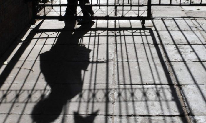 Corruption in China is an enormous problem for the ruling communists. (Frederic J. Brown/AFP/Getty Images)