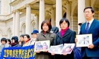 N.Y. Residents Speak Out for Family Persecuted in China