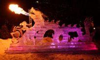 Winterfest Weekend: Music, Magic, Fine Arts, Ice Carvings