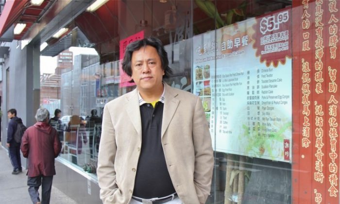 Zhao Yan believes that the problems created by Party officials' land grabs will only get worse. Local governments rely on land revenue for funding, but peasants have begun to fight back in recent years--in some cases bombing regime buildings or rioting in the streets. (Ben Chasteen/The Epoch Times)