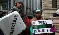 Occupy Wall Street Hosts MLK March