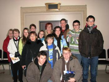 Generous Family Enjoys DPA Together