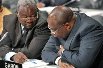 African Countries Disrupt Climate Talks in Copenhagen