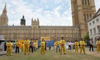 Falun Gong 8 Year Vigil Continues