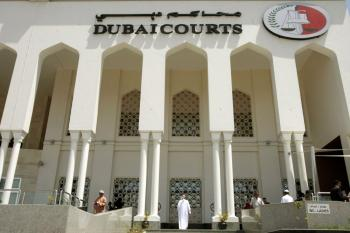 One Month Jail for Kissing in Dubai