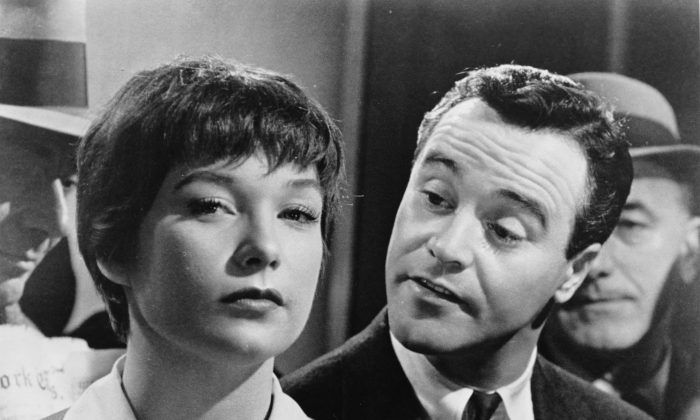 The Apartment is one of those films whose joys don't age.