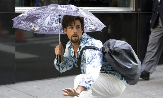 Movie Review: You Don't Mess With The Zohan
