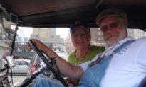 Model T's Embark on 4,000 Mile Commemorative Race