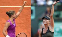 Sharapova to Face Errani in French Open Women's Final