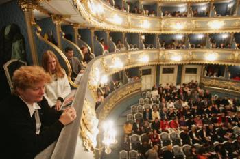 Prague Welcomes Mozart on his Birthday