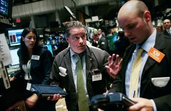 No Relief for U.S. Stocks