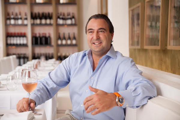 Fig & Olive founder Laurent Halasz. (Courtesy of Fig & Olive)