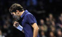 Federer Bests Tsonga; Wins Sixth Barclays Title