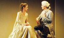 Theater Review: 'Marie Antoinette: The Color of  Flesh'