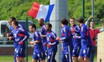 France Kicks Off 2010 World Cup in South Africa Under Cloud of Doubt