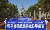 Photo Gallery: San Francisco Falun Gong Practitioners Mark Anniversary of Persecution