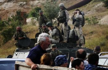 Discussing the 'Unplanned Ossetia War' with Professor Schneider