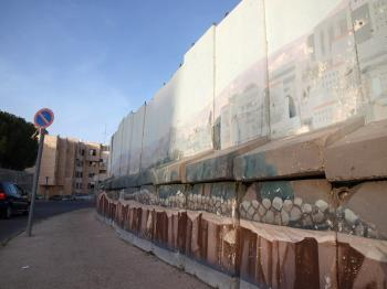 Israel Dismantles Wall in One Settlement