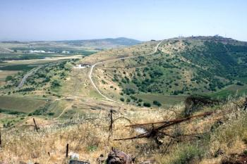 Israel Journal: A Land Without Borders