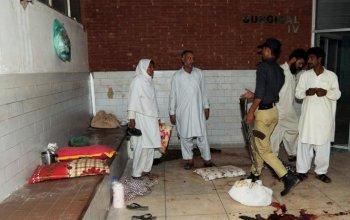 Gunmen Attack Hospital in Pakistan, Six Killed