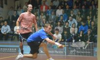 Men's Seeds Progress in Hong Kong Squash Open