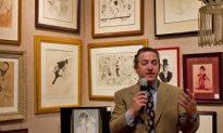 Caricaturist Al Hirschfeld's Personal Collection for Sale