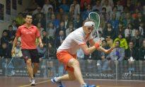Willstrop One of Seven Seeds Through to Men's Quarter Finals at Hong Kong Squash Open