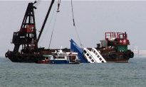 Hong Kong Ferry Collision Kills 38, Police Arrest 7 Crew