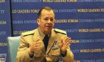 Admiral Mullen on Iran: Diplomacy First, Attack Last