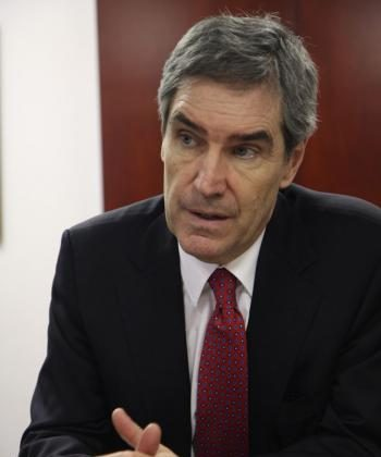 Michael Ignatieff, leader of the Liberal Party of Canada (Jason Loftus/The Epoch Times).
