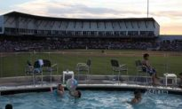 Minor League Baseball Takes Off