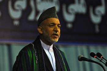 Insufficient Evidence Reason to Release Taliban, Says Karzai