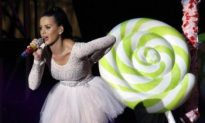 Katy Perry Chooses Ice Cream, Not Alcohol