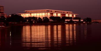 The Kennedy Center in Washington (Lisa Fan/The Epoch Times)