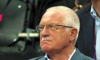Eurocrisis Lacks Internal Solution, Says Czech President