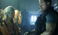 Movie Review: 'Lockout'