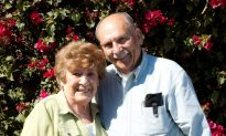 Still Sweethearts After 60 Years