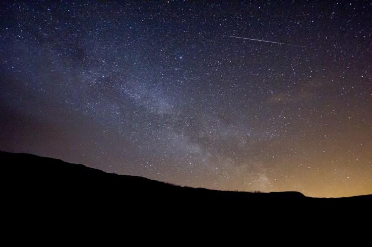 Lyrid Meteor Shower Peaks Morning of April 22