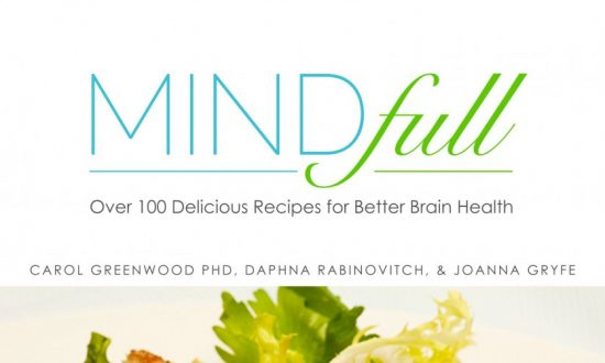 New Science-Based Cookbook Aims to Improve Brain Health