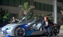 Movie Review: 'Mission Impossible–Ghost Protocol'
