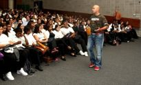 Lessons on Values, Anti-Bullying Key at Midtown High School